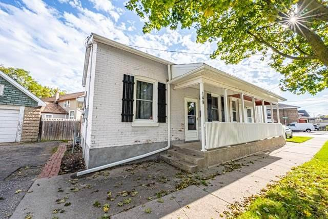 149 Pearl St, Brantford, ON N3T 3P5 (#X5400596) :: Royal Lepage Connect