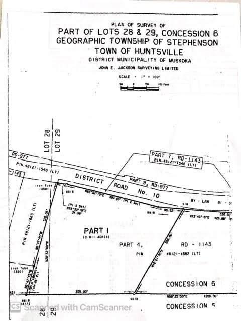 1163 Muskoka Rd 10 Rd, Huntsville, ON P0B 1L0 (#X5407435) :: Royal Lepage Connect