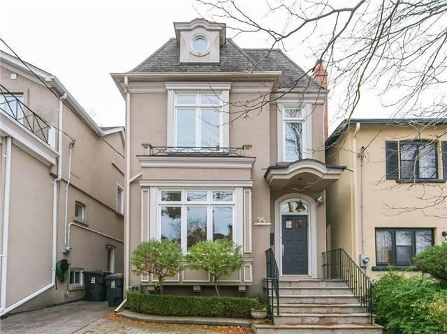 35 Coulson Ave, Toronto, ON M4V 1Y3 (#C4131098) :: Beg Brothers Real Estate