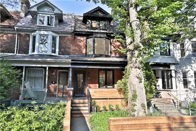 247 Brunswick Ave, Toronto, ON M5S 2M6 (#C4139149) :: Beg Brothers Real Estate