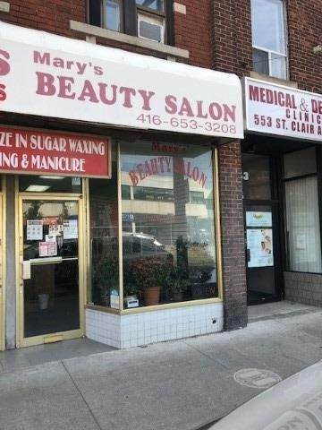 551 St. Clair West Ave, Toronto, ON M6C 1A3 (#C5394954) :: Royal Lepage Connect