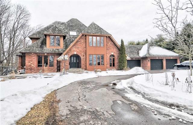 2207 Hancock Rd, Clarington, ON L1E 2M3 (#E4045627) :: Beg Brothers Real Estate