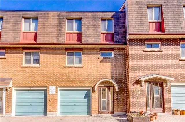 441 Military Tr #56, Toronto, ON M1E 4E8 (#E4119193) :: Beg Brothers Real Estate