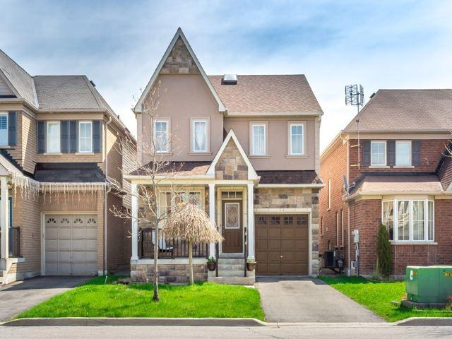 41 Rushbrooke Way, Ajax, ON L1Z 2C4 (#E4124091) :: Beg Brothers Real Estate