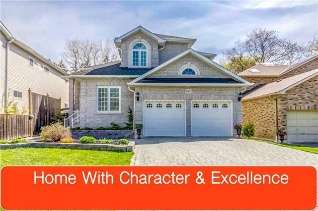 1415 Old Forest Rd, Pickering, ON L1V 1N8 (#E4125357) :: Beg Brothers Real Estate