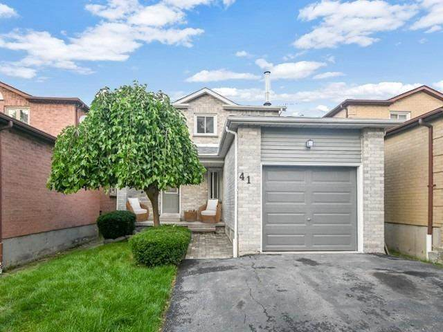 41 Chalmers Cres, Ajax, ON L1S 6A1 (#E5323089) :: The Ramos Team