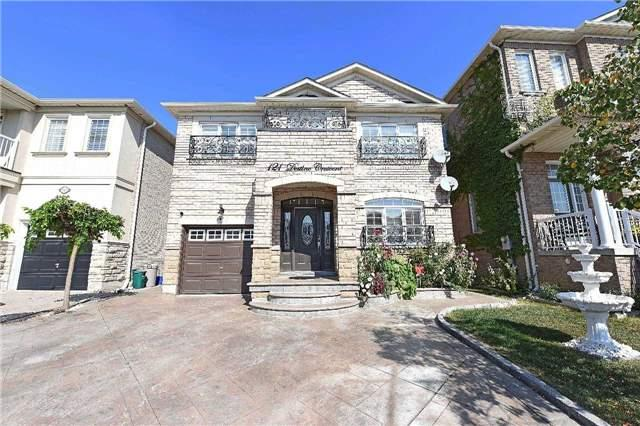121 Destino Cres, Vaughan, ON L4H 3E1 (#N3936268) :: Beg Brothers Real Estate