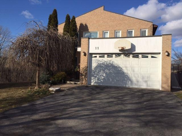11 Rockley Crt, Markham, ON L3T 6V1 (#N4087465) :: Beg Brothers Real Estate