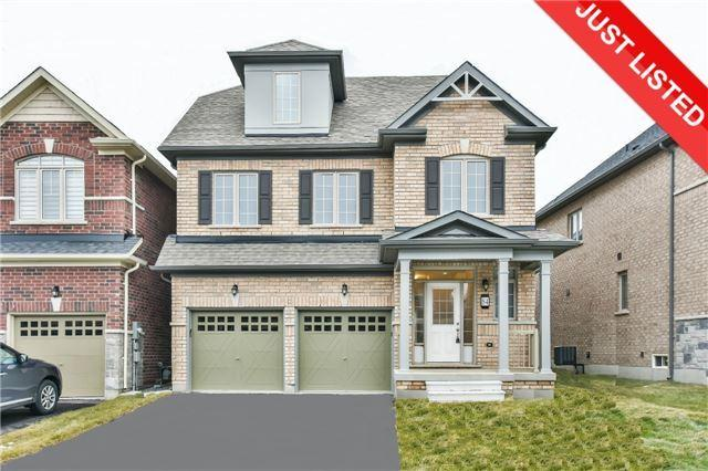 84 Frederick Pearson St, East Gwillimbury, ON L9N 0R8 (#N4127629) :: Beg Brothers Real Estate