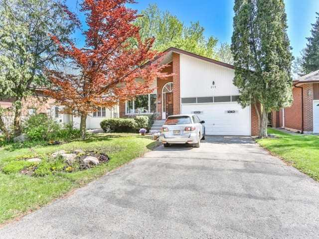 214 Richmond St, Richmond Hill, ON L4C 3Y8 (#N4128784) :: Beg Brothers Real Estate