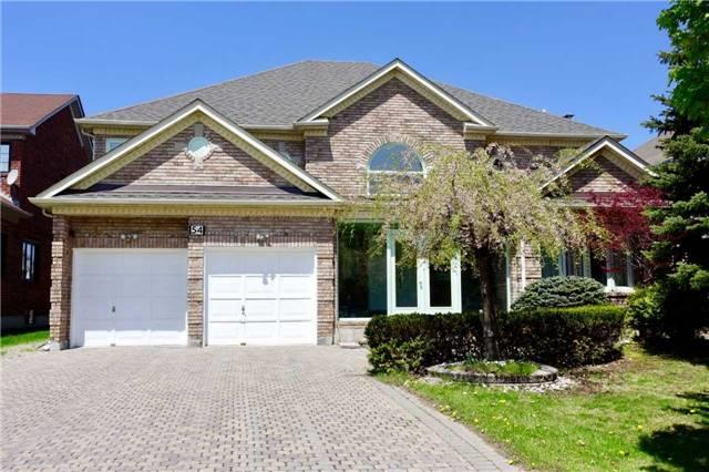 54 Chadwick Cres, Richmond Hill, ON L4B 2V9 (#N4129933) :: Beg Brothers Real Estate