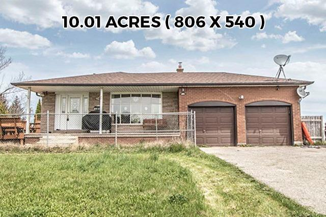 4009 Concession 2 Rd, Uxbridge, ON L4A 7X4 (#N4131924) :: Beg Brothers Real Estate
