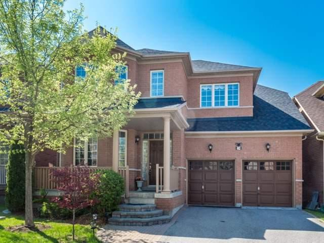24 Southbrook Cres, Markham, ON L6C 2H3 (#N4132523) :: Beg Brothers Real Estate