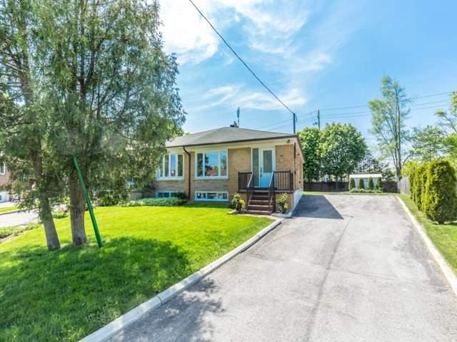 203 Zelda Cres, Richmond Hill, ON L4C 2Y6 (#N4137523) :: Beg Brothers Real Estate
