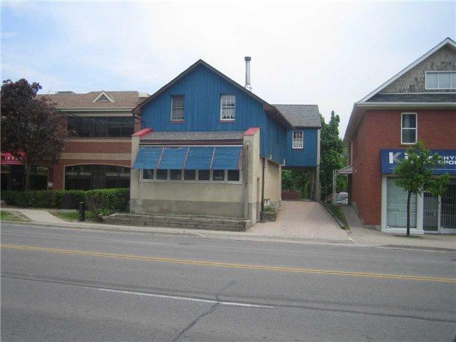 10059 Keele St, Vaughan, ON L6A 3Y8 (#N4140106) :: Beg Brothers Real Estate