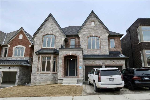 80 Via Romano Blvd, Vaughan, ON L6A 0J1 (#N4141038) :: Beg Brothers Real Estate