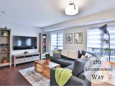 170 Louisbourg Way, Markham, ON L6E 0C3 (#N4483173) :: Jacky Man   Remax Ultimate Realty Inc.