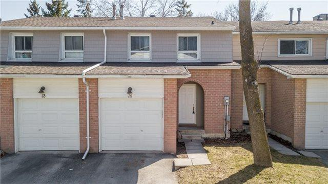 2 Bernick Dr #14, Barrie, ON L4M 5K4 (#S4124778) :: Beg Brothers Real Estate