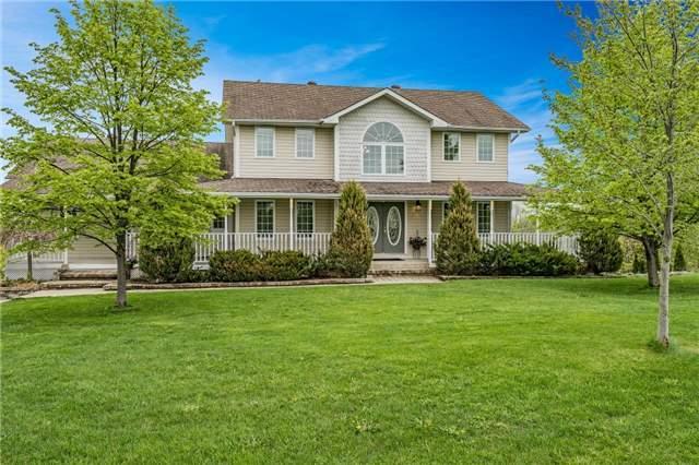 2021 E Ridge Rd, Oro-Medonte, ON L0L 1T0 (#S4137781) :: Beg Brothers Real Estate