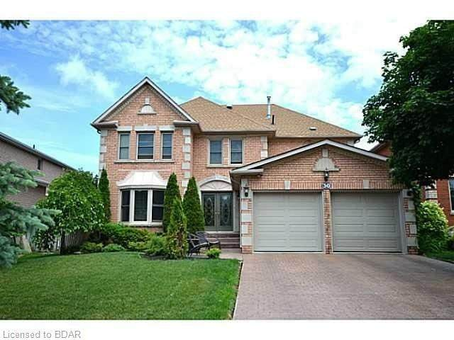 30 Falling Brook Dr, Barrie, ON L4N 7E9 (#S4873967) :: The Ramos Team