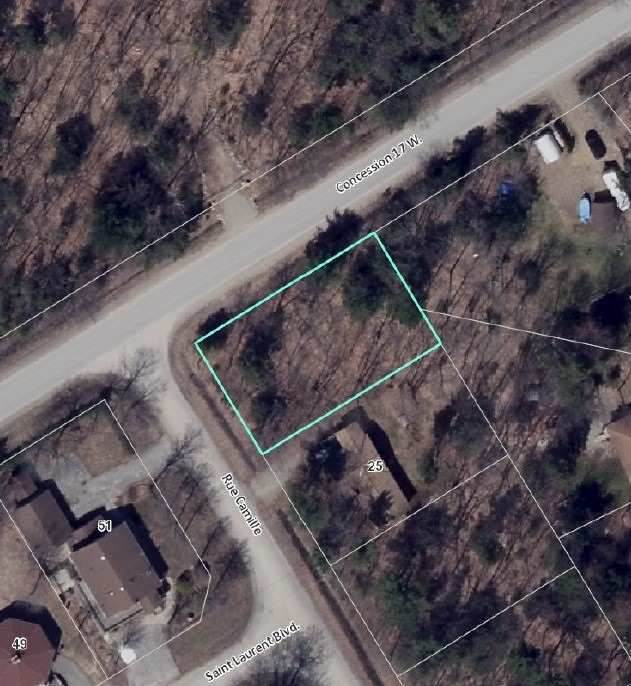 Lot 64 Rue Camille St, Tiny, ON L9M 1R3 (#S5409801) :: Royal Lepage Connect