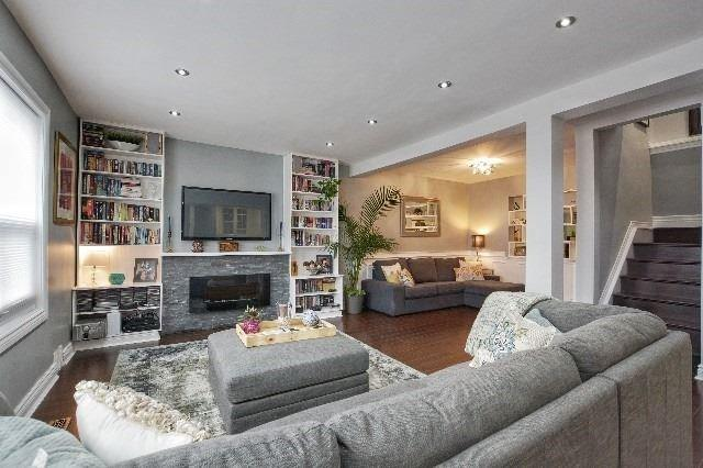 1928 Keele St, Toronto, ON M6M 3X8 (#W4095081) :: Beg Brothers Real Estate