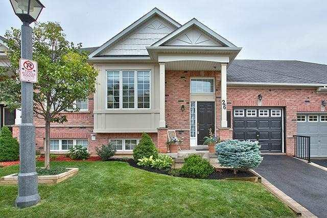2243 Turnberry Rd #26, Burlington, ON L7M 4Y4 (#W4105749) :: Beg Brothers Real Estate
