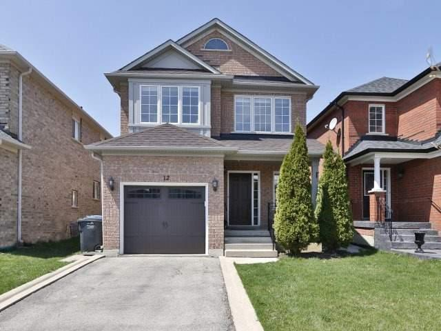 12 Lismer Cres, Caledon, ON L7E 2L9 (#W4122004) :: Beg Brothers Real Estate