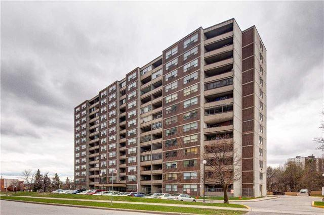 10 Tobermory Dr #1111, Toronto, ON M3N 2Y5 (#W4126653) :: Beg Brothers Real Estate