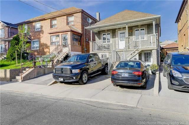 257 Blackthorn Ave, Toronto, ON M6N 3H7 (#W4130262) :: Beg Brothers Real Estate