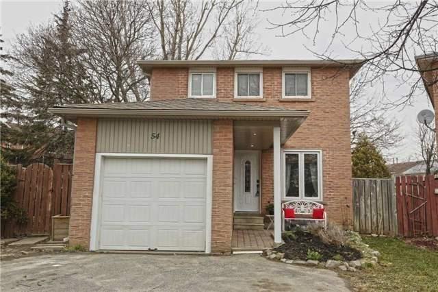 54 Berkshire Sq, Brampton, ON L6Z 1N4 (#W4130315) :: Beg Brothers Real Estate