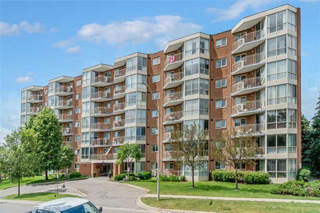 26 Hall Rd #512, Halton Hills, ON L7G 5G5 (#W4131495) :: Beg Brothers Real Estate
