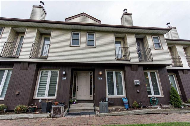 119 N Mountainview Rd #15, Halton Hills, ON L7G 3P8 (#W4132904) :: Beg Brothers Real Estate