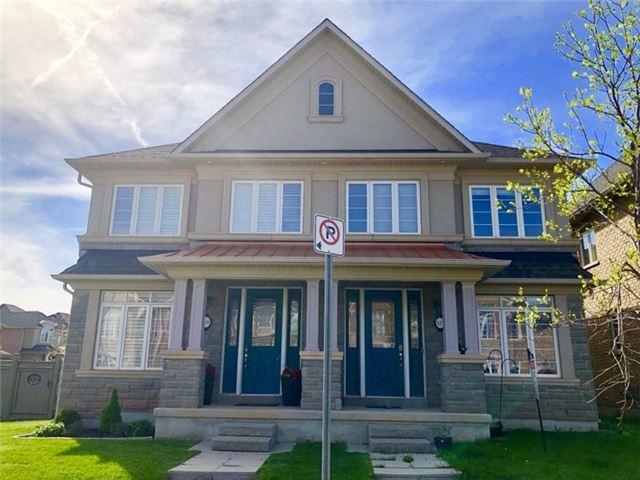 527 Sixteen Mile Dr, Oakville, ON L6M 0P7 (#W4133300) :: Beg Brothers Real Estate