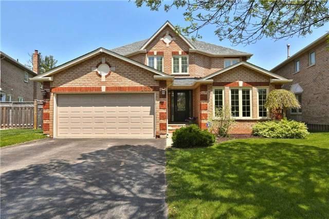 1331 Blackburn Dr, Oakville, ON L6M 2X9 (#W4133626) :: Beg Brothers Real Estate
