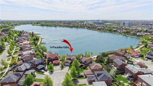 14 Paradise Gdns, Brampton, ON L6S 5C7 (#W4133896) :: Beg Brothers Real Estate