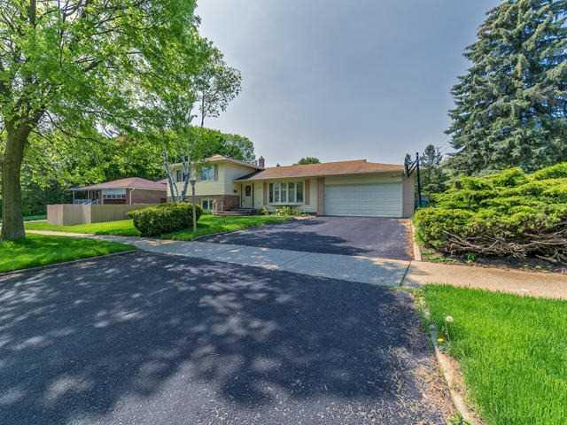 1320 Broadmoor Ave, Mississauga, ON L5G 3T3 (#W4135530) :: Beg Brothers Real Estate