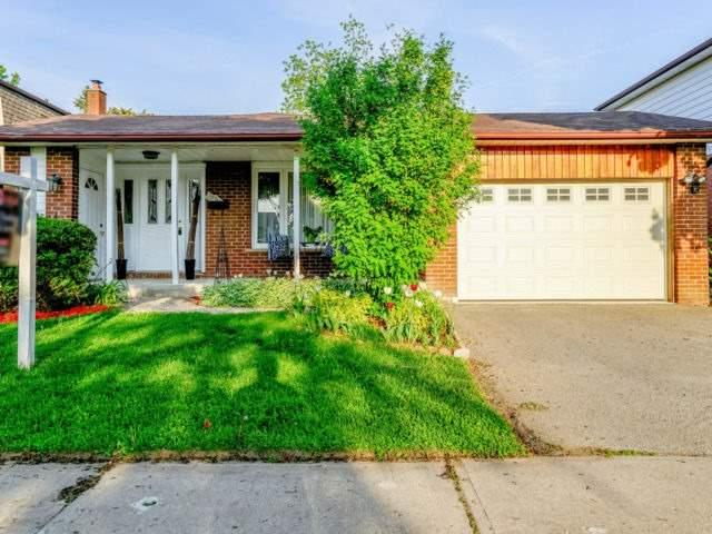 87 Charters Rd, Brampton, ON L6V 2S8 (#W4139863) :: Beg Brothers Real Estate