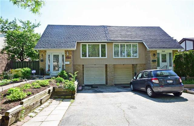 7219 Fayette Circ, Mississauga, ON L5N 1Y5 (#W4140549) :: Beg Brothers Real Estate