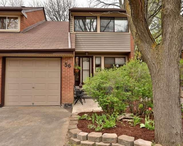 2881 Windwood Dr #56, Mississauga, ON L5N 2K9 (#W4140666) :: Beg Brothers Real Estate