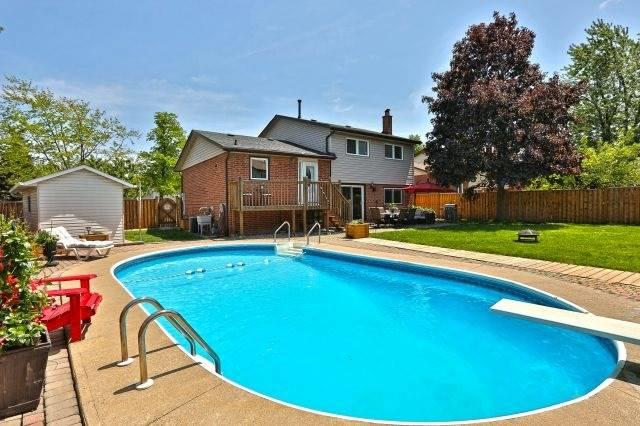 3042 St Malo Circ, Mississauga, ON L5N 1T2 (#W4141440) :: Beg Brothers Real Estate