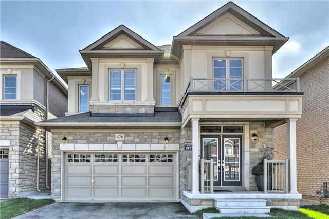 476 Grindstone Tr, Oakville, ON L6H 0S6 (#W4252775) :: RE/MAX Prime Properties