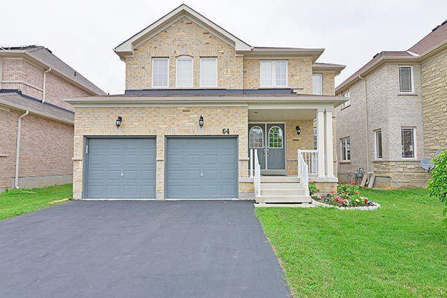 64 Barrett Ave, Brantford, ON N3T 5M1 (#X3881487) :: Mark Loeffler Team