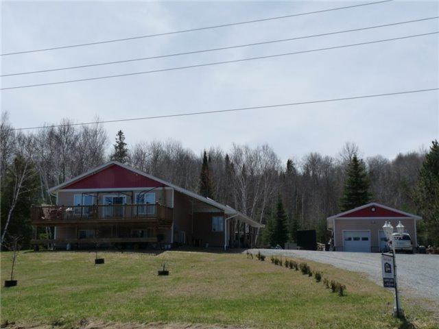 13595 Highway 64, West Nipissing, ON P0H 1M0 (#X4031689) :: Beg Brothers Real Estate