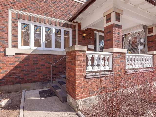 87 St Clair Ave, Hamilton, ON L8M 2N6 (#X4129755) :: Beg Brothers Real Estate