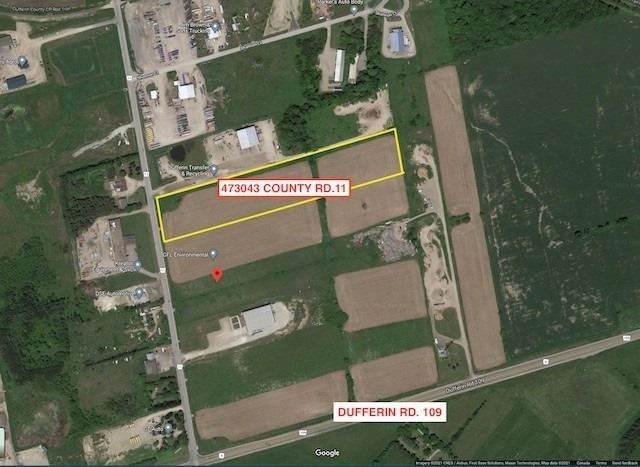 473043 County Rd 11 Rd, Amaranth, ON L9W 5L7 (#X5108868) :: The Johnson Team