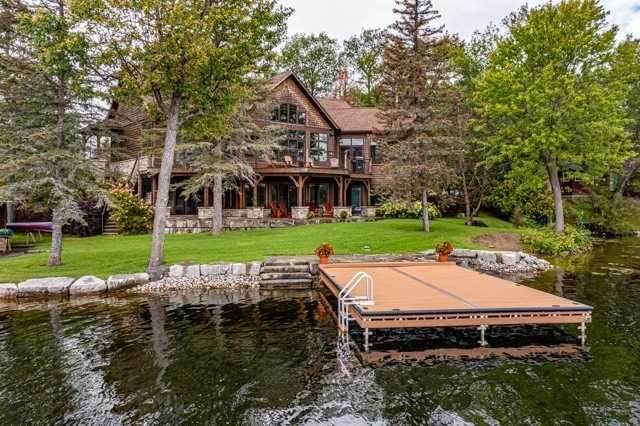 1857 E South Bay Shore Rd, Douro-Dummer, ON K0H 2H0 (#X5367807) :: Royal Lepage Connect