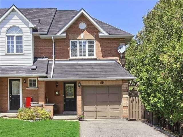89 Royal Chapin Cres, Richmond Hill, ON L4S 1Z9 (#N4130850) :: Beg Brothers Real Estate