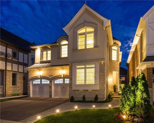 284 S Sixteen Mile Dr, Oakville, ON L6M 0V8 (#W4132744) :: Beg Brothers Real Estate