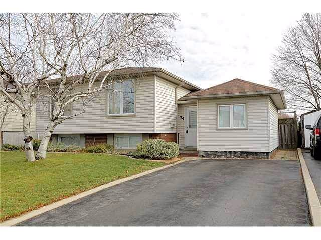 74 Billington Cres, Hamilton, ON L8T 4R1 (#X4900320) :: The Ramos Team